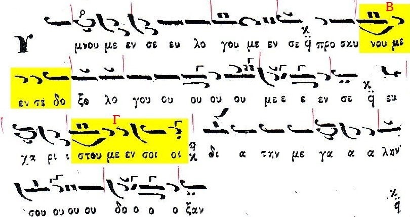 Doxologia Byzantiou Pandekti 2 f682b