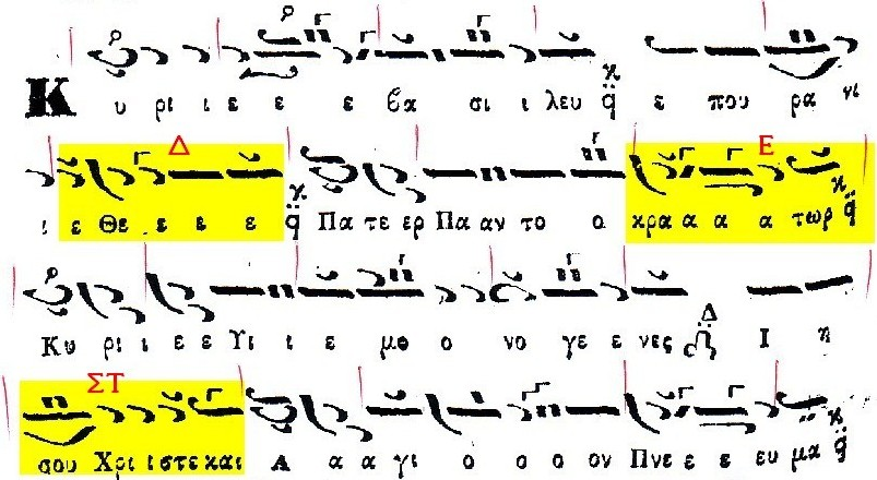 Doxologia Byzantiou Pandekti 2 f682c