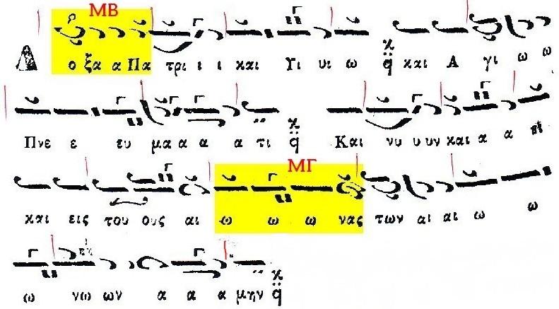 Doxologia Byzantiou Pandekti 2 f686d